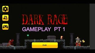 I'M A ZOMBIE KNIGHT! | Dark Rage Ultimate Pt 1 screenshot 5