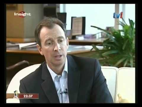 INSIGHT TV1: CEO of ExxonMobil Subsidiaries Malaysia (10th February 2014)