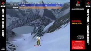 Review de merde #1142 : MTV Sports Snowboarding [PS1]