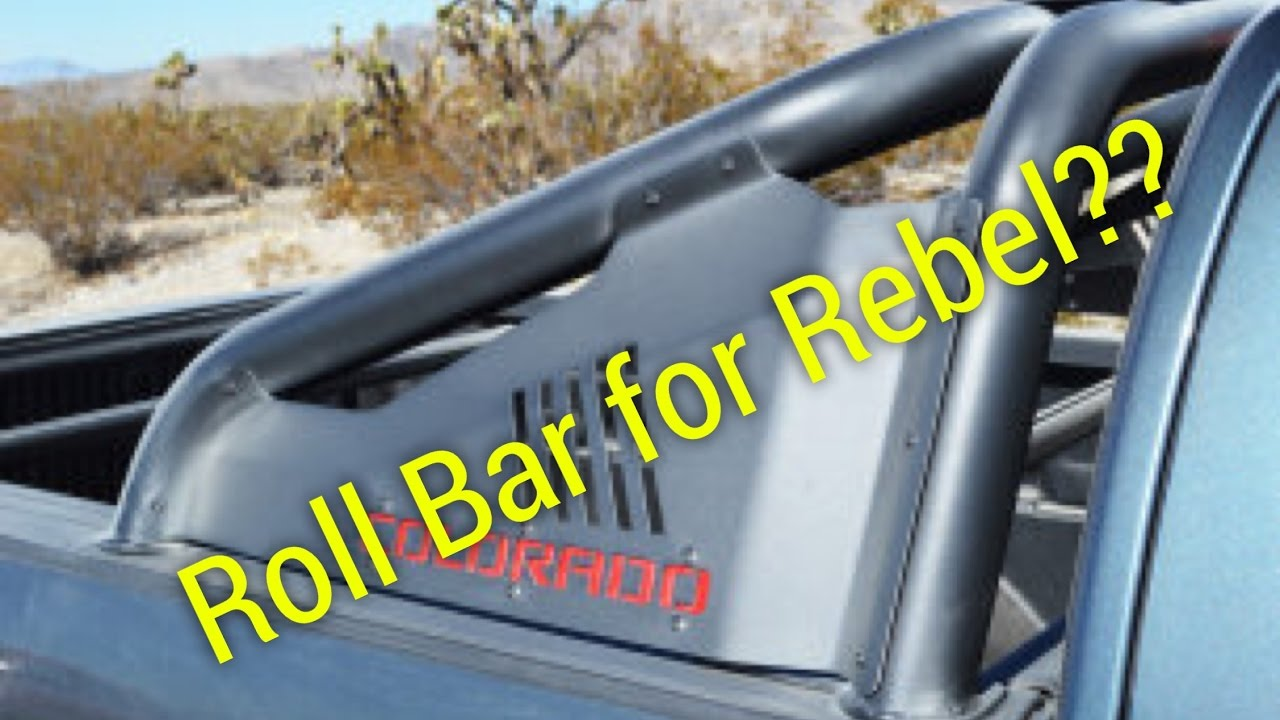 Chevy Roll Bar For Ram Rebel Youtube