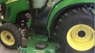 How to bypass the RIO on a John Deere 3320 cab