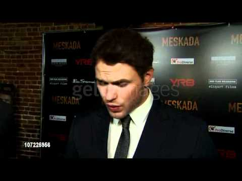Interview with Kellan Lutz at the 'Meskada' Premiere