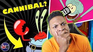 Dark Theories about SpongeBob That Change Everything!
