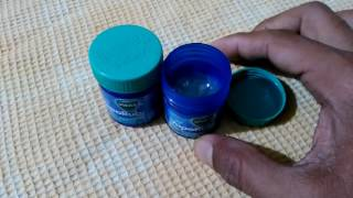 Vicks Vaporub ke Fayde | Benefits and Uses of Vicks Vaporub