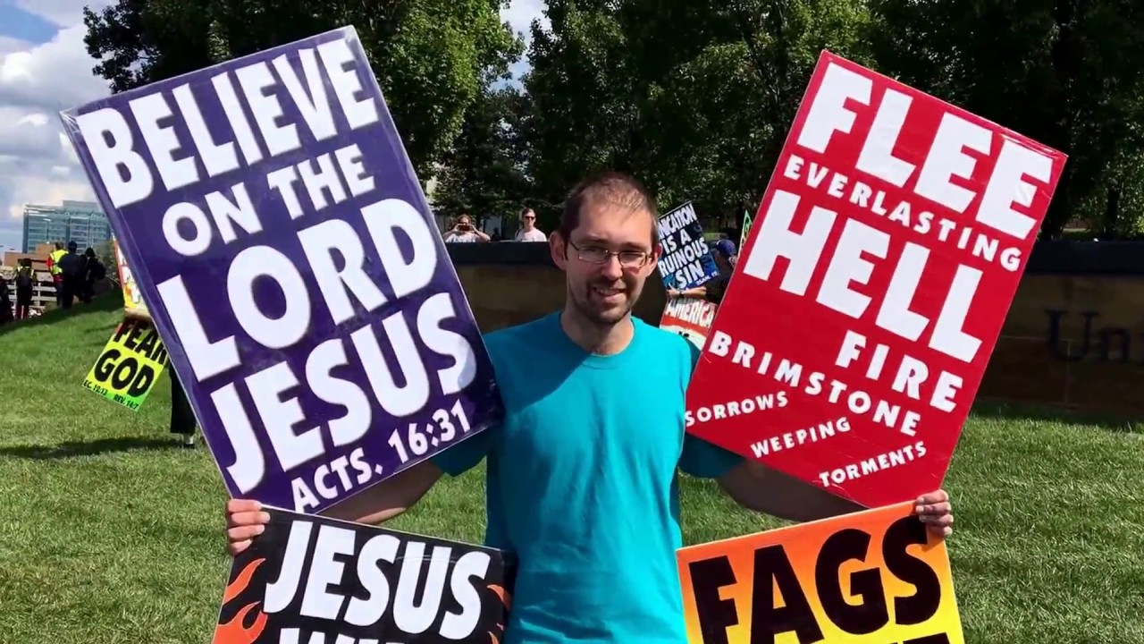 10 Insane Facts About The Westboro Baptist Church