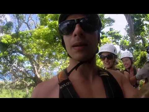 Vanuatu: Ziplining [Alpha Travels]