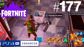 Fortnite, Save the World - Line Notes, Scouring Discs - FenixSeries87