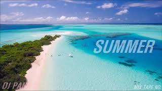여름노래 / DJ Pang E - MIX TAPE NO. 31 (SUMMER) / 신나고 색다른 여름테마 클럽 리믹스 테잎!