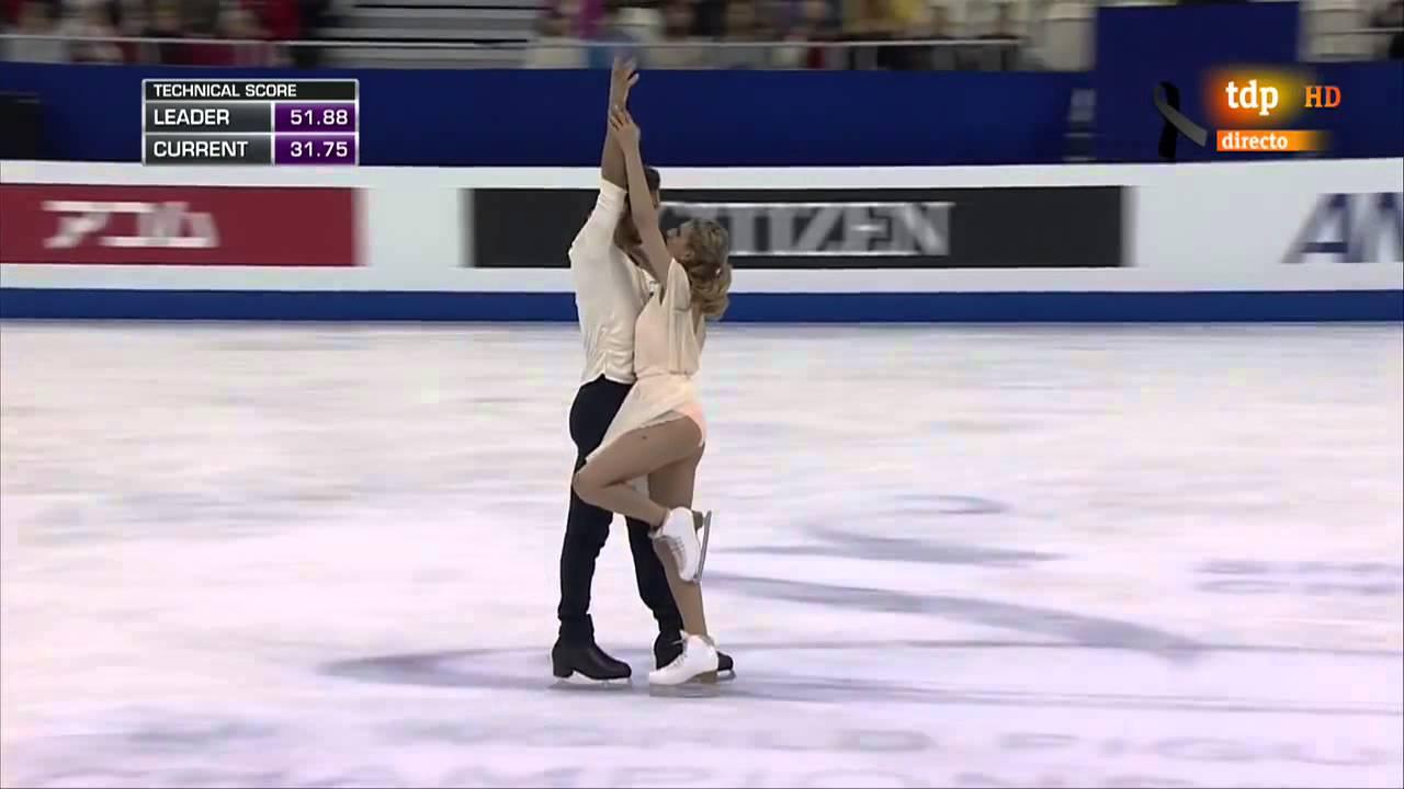 Ολυμπιακά ζευγάρια πατινάζ