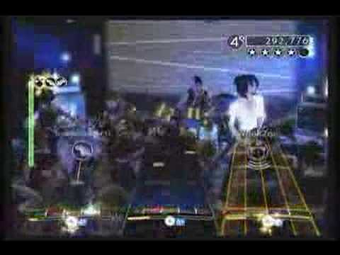 Rock Band / The Clash - I Fought the Law / 5gs / 1st Place