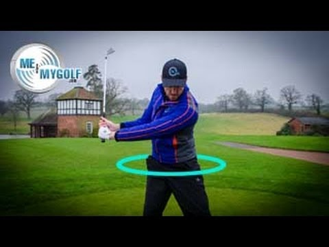 HOW TO CONTROL THE HIPS IN THE GOLF SWING