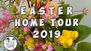 Easter Home Decor Tour 2019