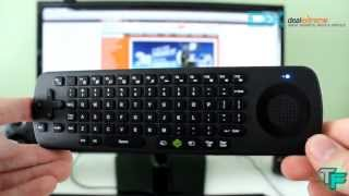 Measy RC13 Voice Air Mouse Review - DX.com