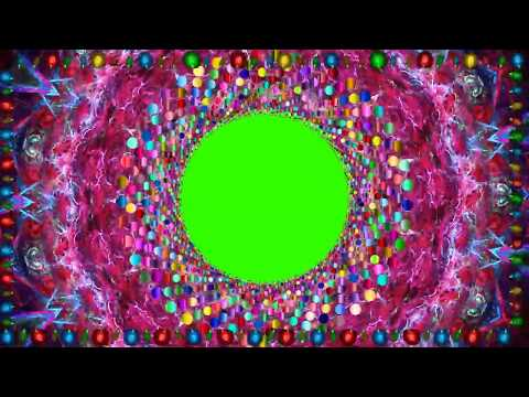 Wedding Frame  Green Screen Motion Background Video Effects HD- Free Green Screen 4 thumbnail
