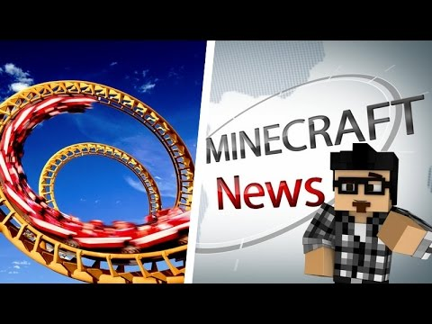 LES MEILLEURES ATTRACTIONS DE MINECRAFT ! | Minecraft News !