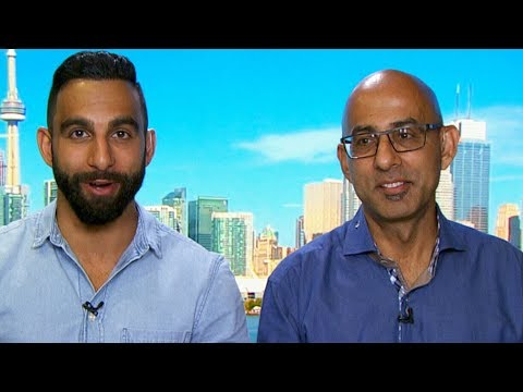 Amazing Race Canada: Zed and Shabbir Dhalla out