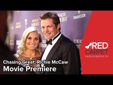 Chasing Great: Richie McCaw - Movie World Premiere