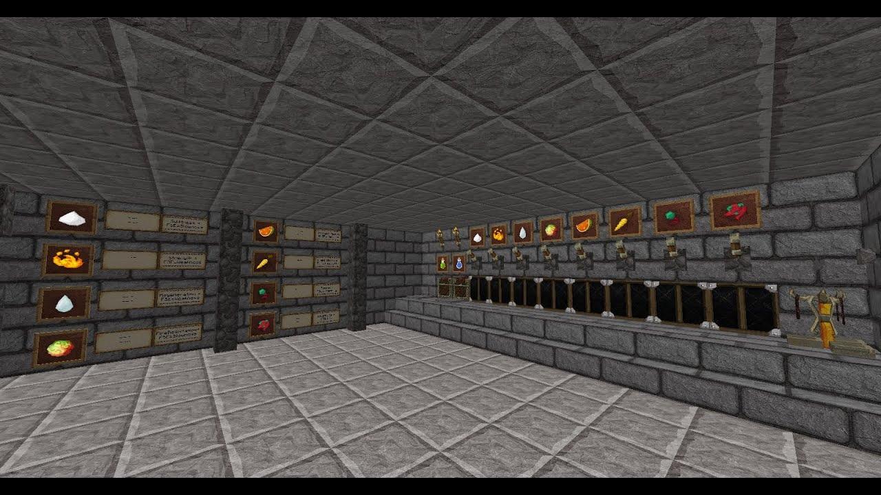 Minecraft Awesome Underground Factions Base Youtube