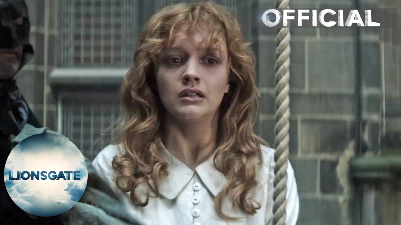 """Download The Limehouse Golem - """"Lizzie Being Sent to Hang"""" - On DVD & Blu-ray Boxing Day"""