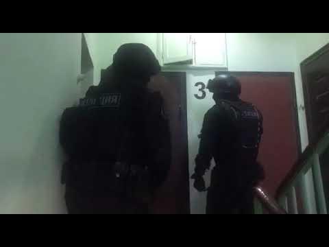 Массовый арест трусливых кавказцев убивших спецназовца ГРУ Никиту Белянкина в Путилково толпой