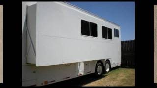 57' Custom Event Trailer - Crazy Big! - Possibly Worlds Largest Fifth Wheel RV