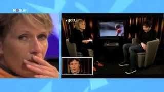 Ankie van Grunsven huilt om Van Bommel huilt om Van Bommel huilt om Boogerd