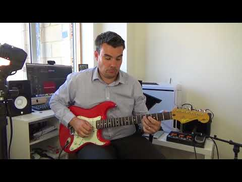 Poetry In Motion - Johnny Tillotson - Guitar Instrumental Cover (Free Tabs)