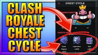 CLASH ROYALE STATS CHEST TRACKER FREE LEGENDARY CHEST SUPER MAGICAL CHEST FREE LEGENDARIES STARFIRE