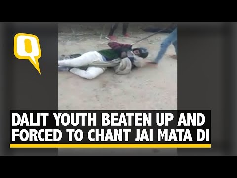 Dalit Youth Thrashed in Muzaffarnagar, Forced to Chant Jai Mata Di | The Quint