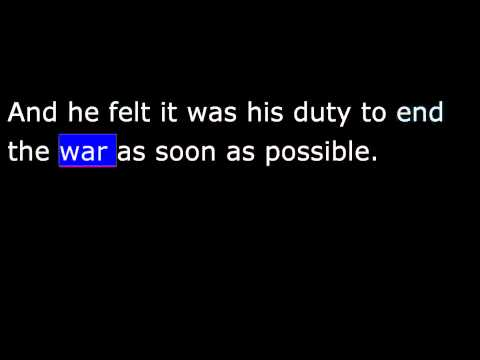 American History - Part 190 - FDR -Truman - A Bomb - Science in WWII