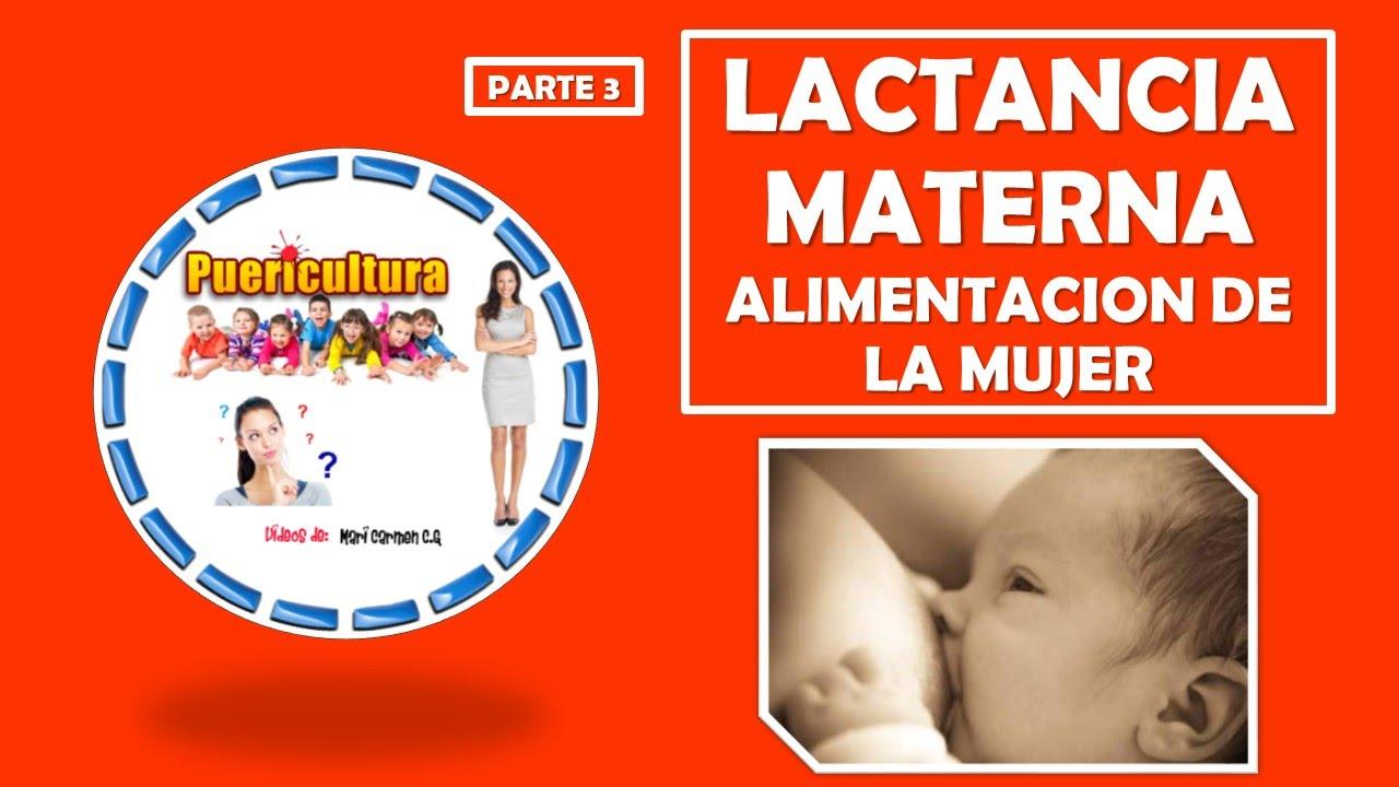 Video de lactancia libre de mama