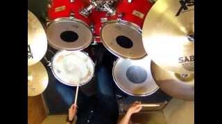 アンジェラ・アキ 『手紙~拝啓 十五の君へ~』 ドラム 吹奏楽用のデモ...