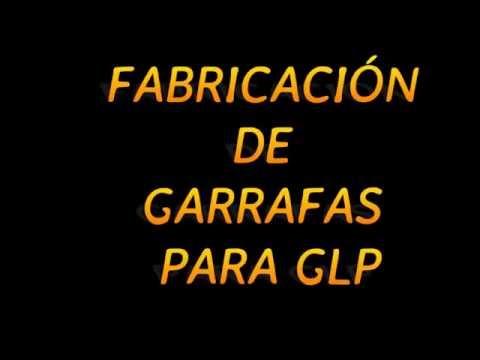 Fabricación de Garrafas para GLP en Paraguay
