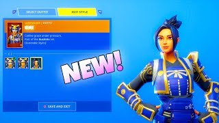 *NEW* HIME and MUSHA SKIN STYLES!!! Fortnite Battle Royale
