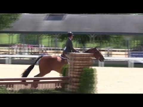 Video of BARANUS ridden by LINDSAY MAXWELL from Net!