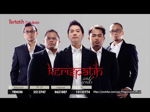 Kerispatih - Tertatih (Official Audio Video)