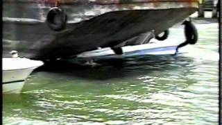 Family Trapped under Barge: Coast Guard Heroes