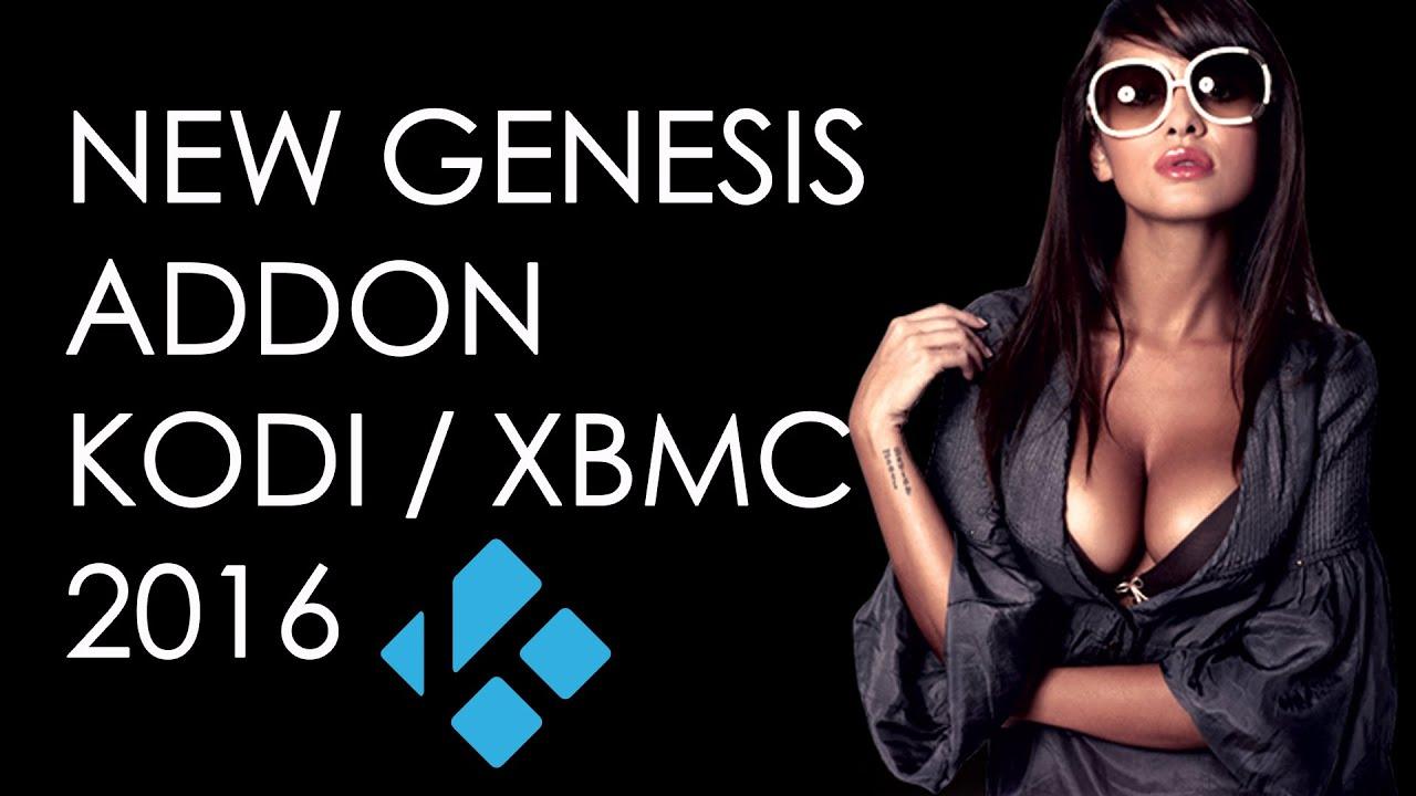 Download THE NEW GENESIS ADDON FOR KODI XBMC 2016