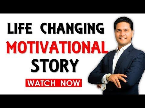 Hindi Motivational Story |Life Changing Story by Parikshit Jobanputra- Motivational Speaker in INDIA