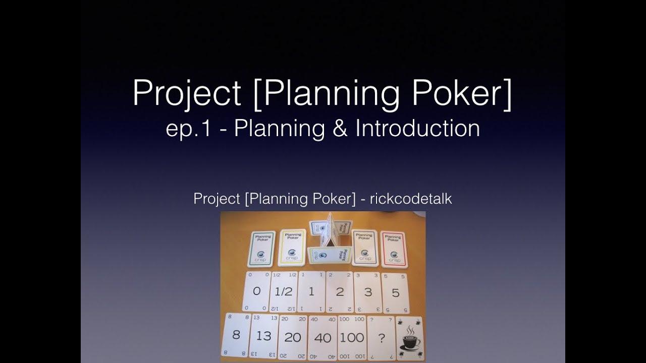 [Project Planning Poker] ep 1 - 計畫與介紹 (用 Angular2, Nodejs, rxjs, websocket,  angular-cli    )