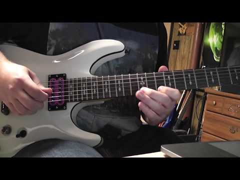 Ghost- Rats Guitar Cover