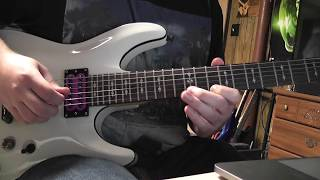 Ghost  - Rats Guitar Cover