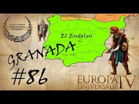 Europa Universalis 4 - Türkçe Oynanış - Andalusia- 86 - Ses! :(
