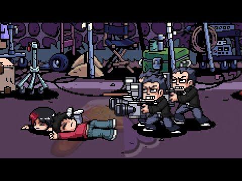 Stop Flashing Us!   Scott Pilgrim Vs. The World: The Game - Level 2  w/ TheThirstyGames  
