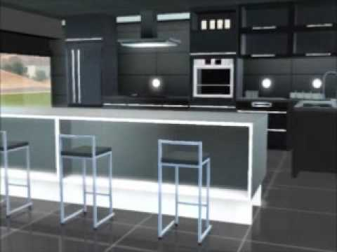 Maison Moderne Sims 3 Youtube