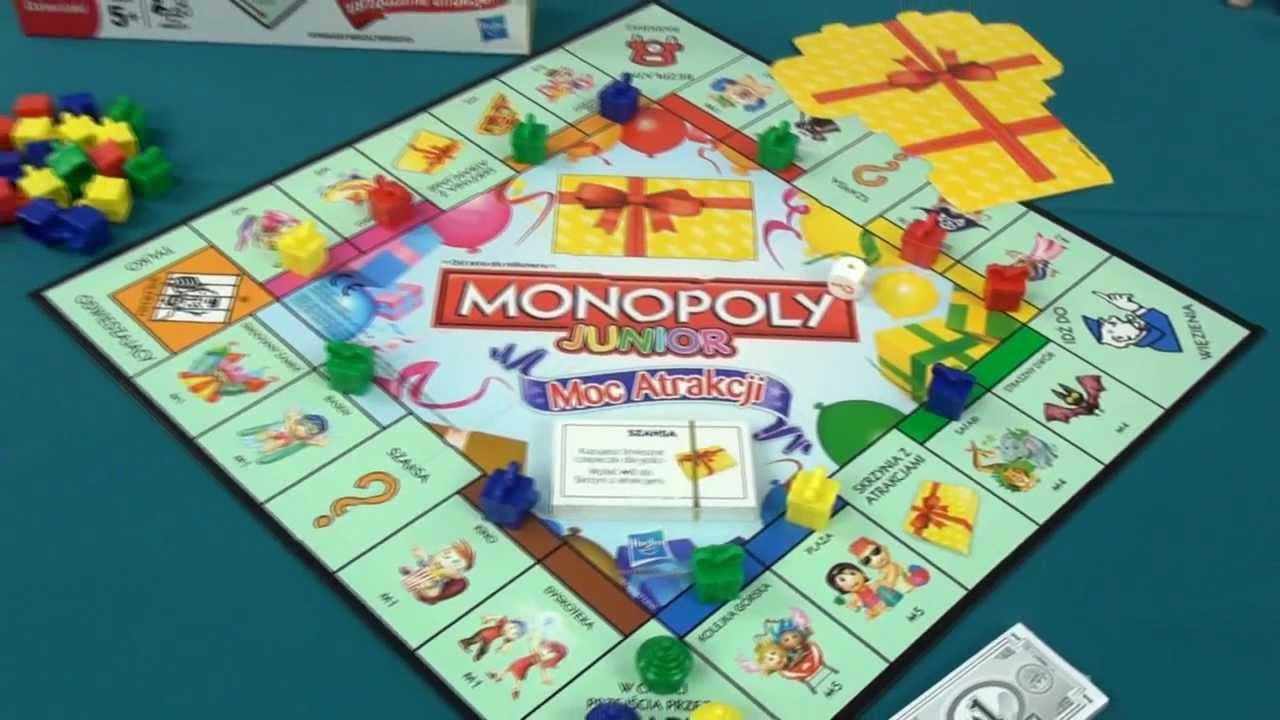 Watch Monopoly Junior: A Kids Version of the Classic Family Game video