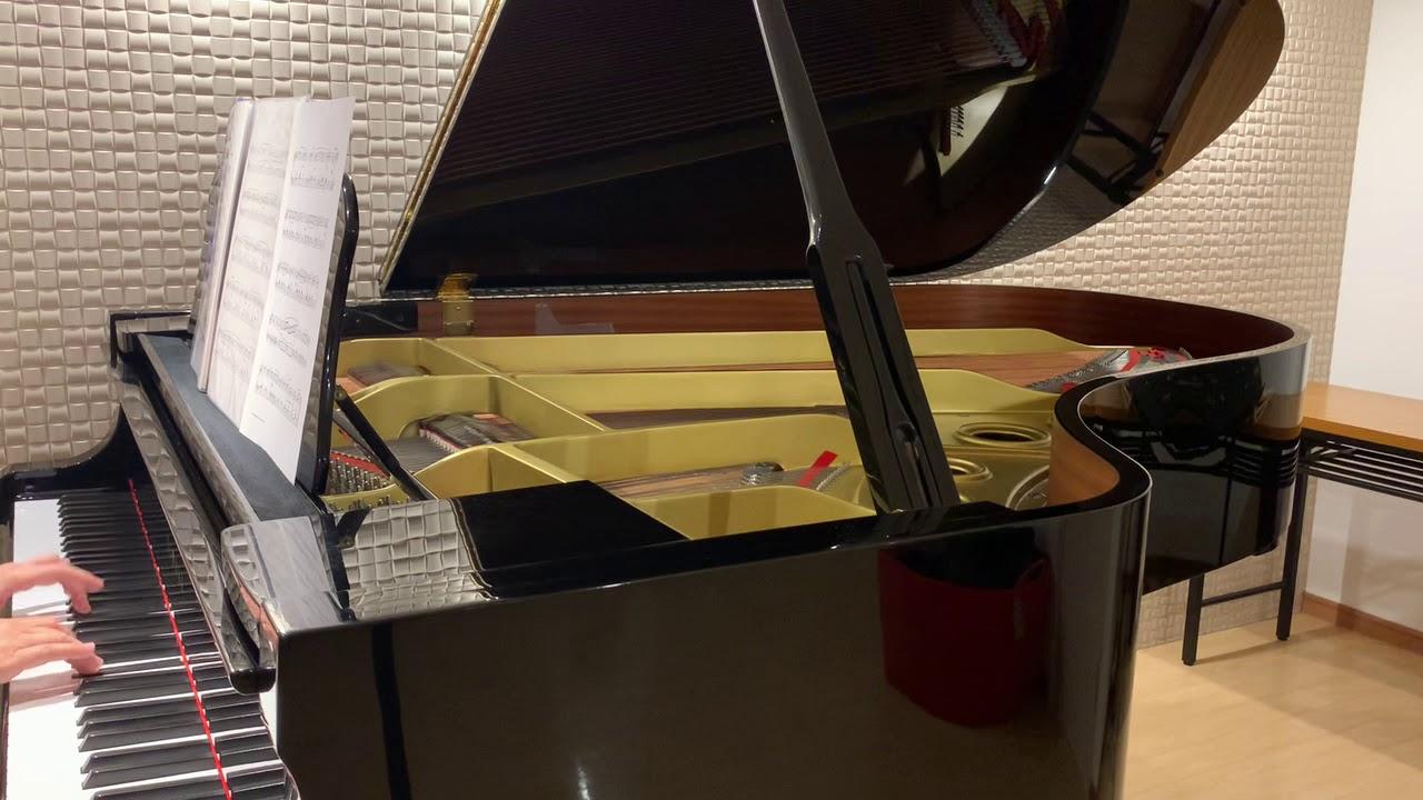 巣の中の小鳥たち 「音の影」より 小林秀雄 【みんながピアニストプロジェクト】 - YouTube