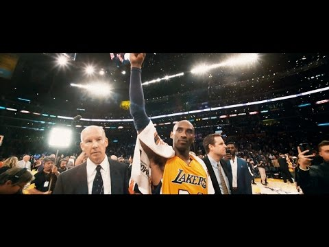 The Last Ride - Kobe Bryant's Final Game