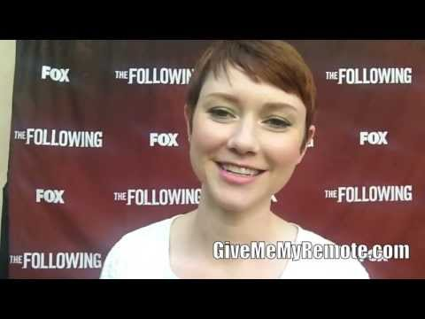 THE FOLLOWING: Valorie Curry shares what shocked her in season 1