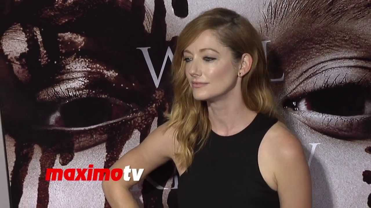 """Judy Greer - """"Carrie"""" World Premiere Red Carpet - She ..."""